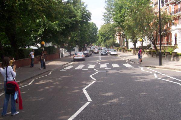 zebrapad Abbey_Road_London